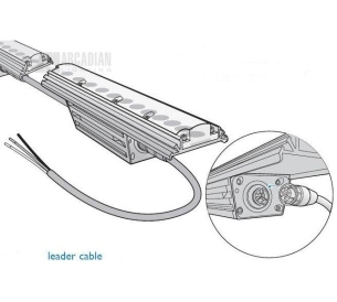 Philips Color Kinetics 108-000041-00 50 Ft Leader Cable