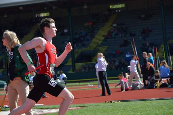Image result for oregon relays camas track