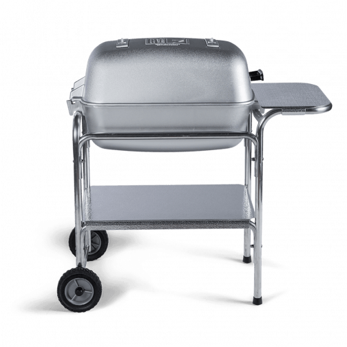 portable kitchen aid icemaker grills big poppa smokers pk charcoal grill and smoker classic silver