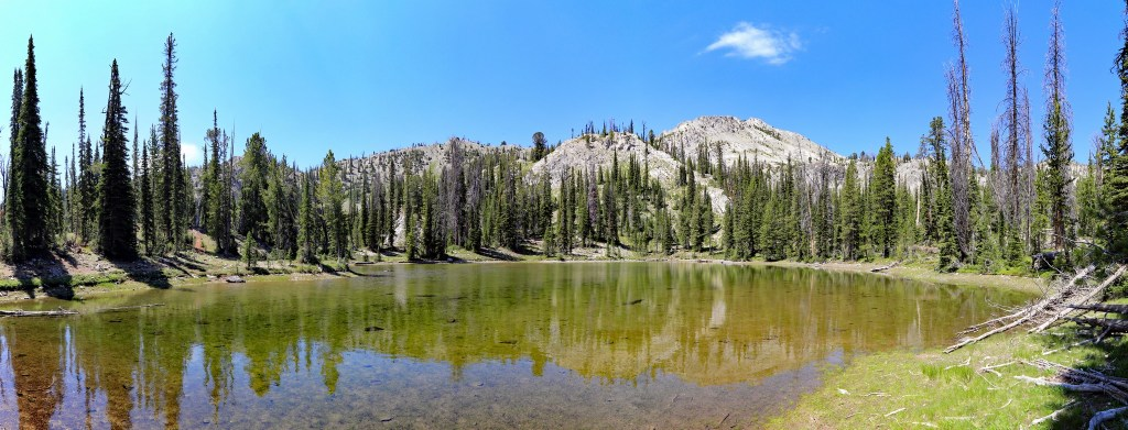 Cabin Creek Lakes