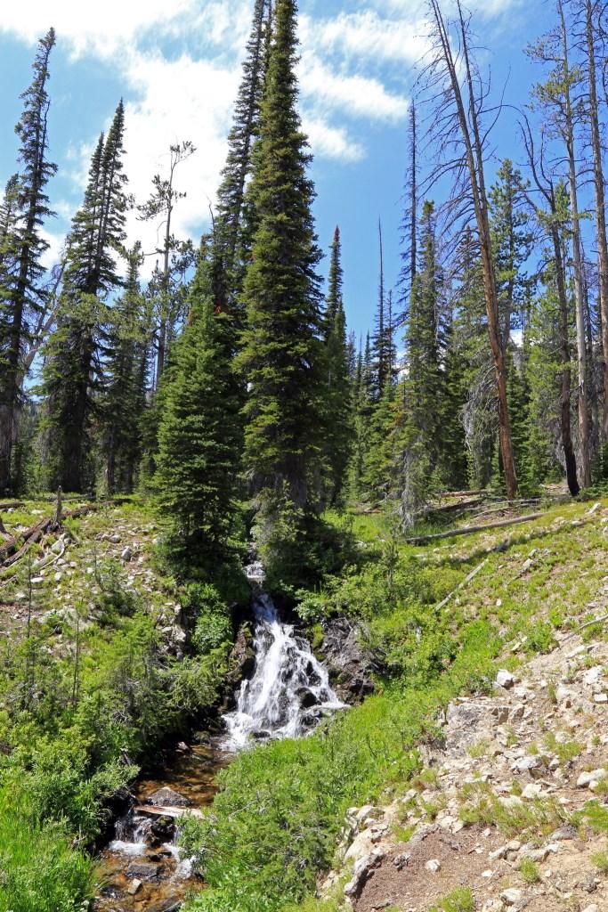 Cabin Creek Lakes