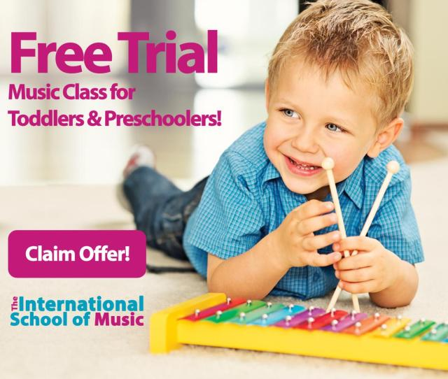 Free Toddler Preschool Music Class At The International School Of Music