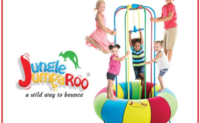 Jungle Jumparoo The Must Have Indoor Outdoor Playground