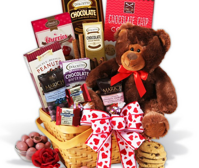 Deal  Worth At Gourmet Gift Baskets Perfect For Valentines Day  Off Certifikid