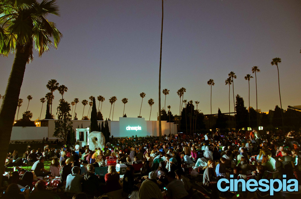 Charitybuzz Receive VIP Admission to a Cinespia Film Screening at Hol  Lot 454601