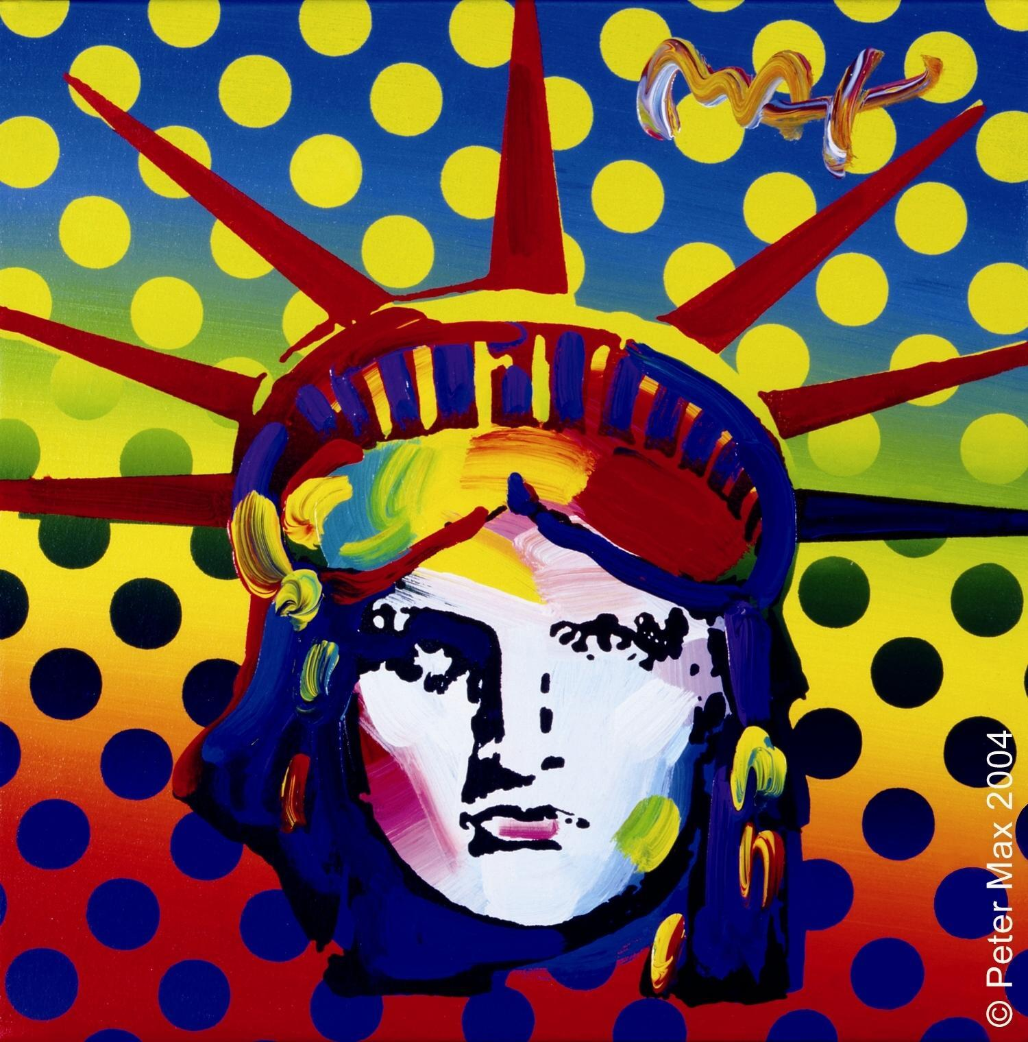 Charitybuzz Tour Of Famous Pop Artist Peter Max' Nyc