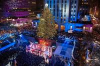 Charitybuzz: 4 VIP Tickets to the 2016 Rockefeller Center ...