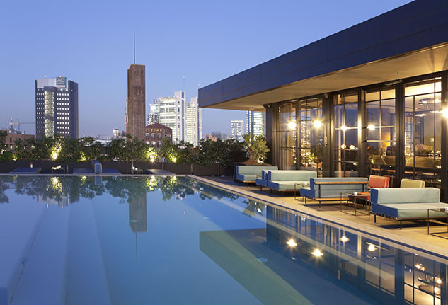 Charitybuzz 2Night Stay at the ME Miami Hotel in Miami