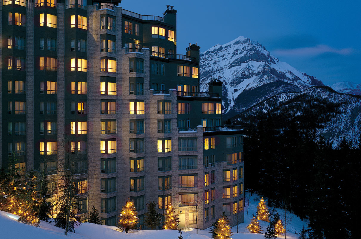 Charitybuzz Discover Calgary & Banff Package Luxury