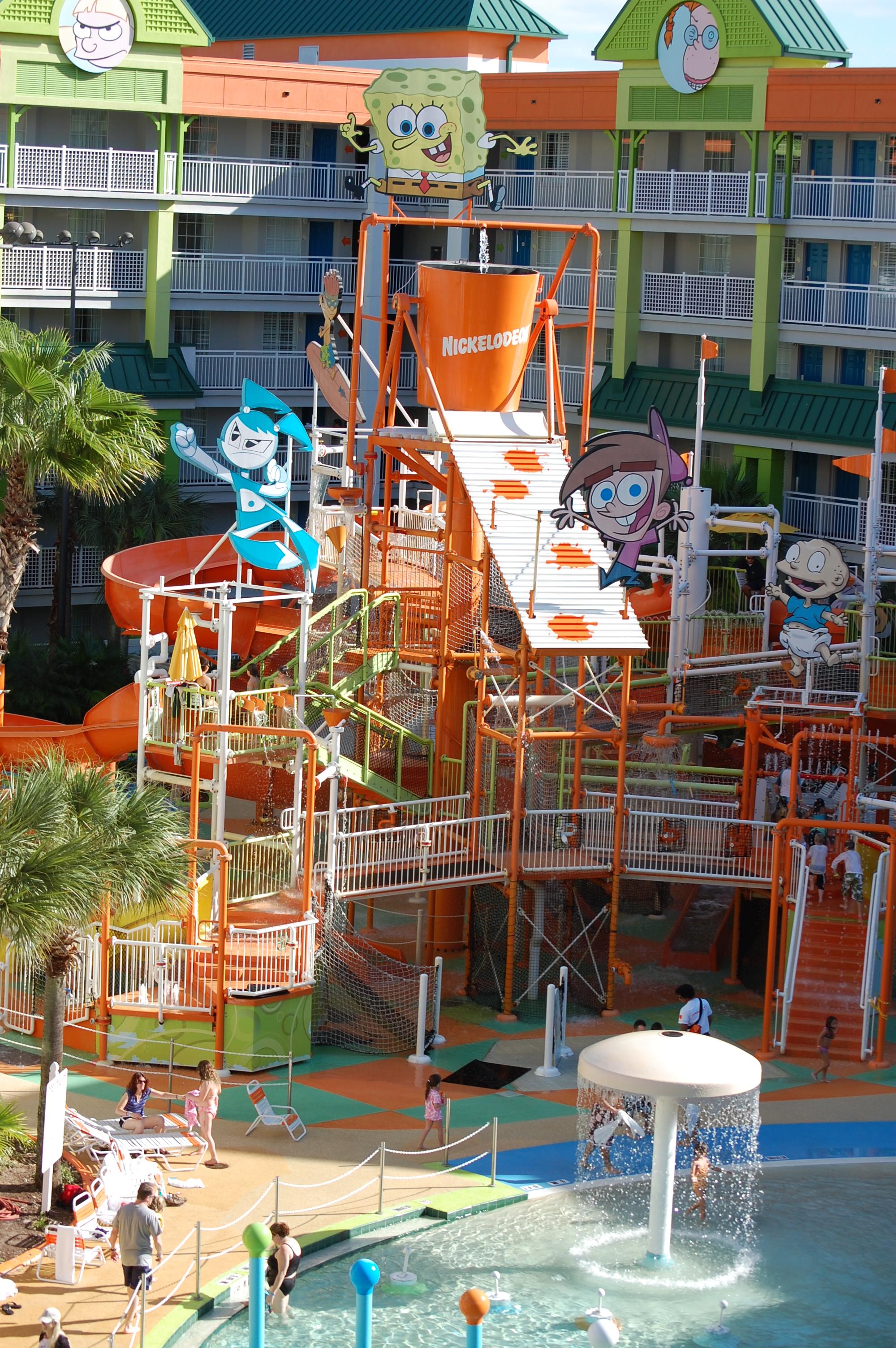 Nickelodeon Resort Orlando Closing : nickelodeon, resort, orlando, closing, Charitybuzz:, Enjoy, 3-Night, Nickelodeon, Family, Suites..., 284207