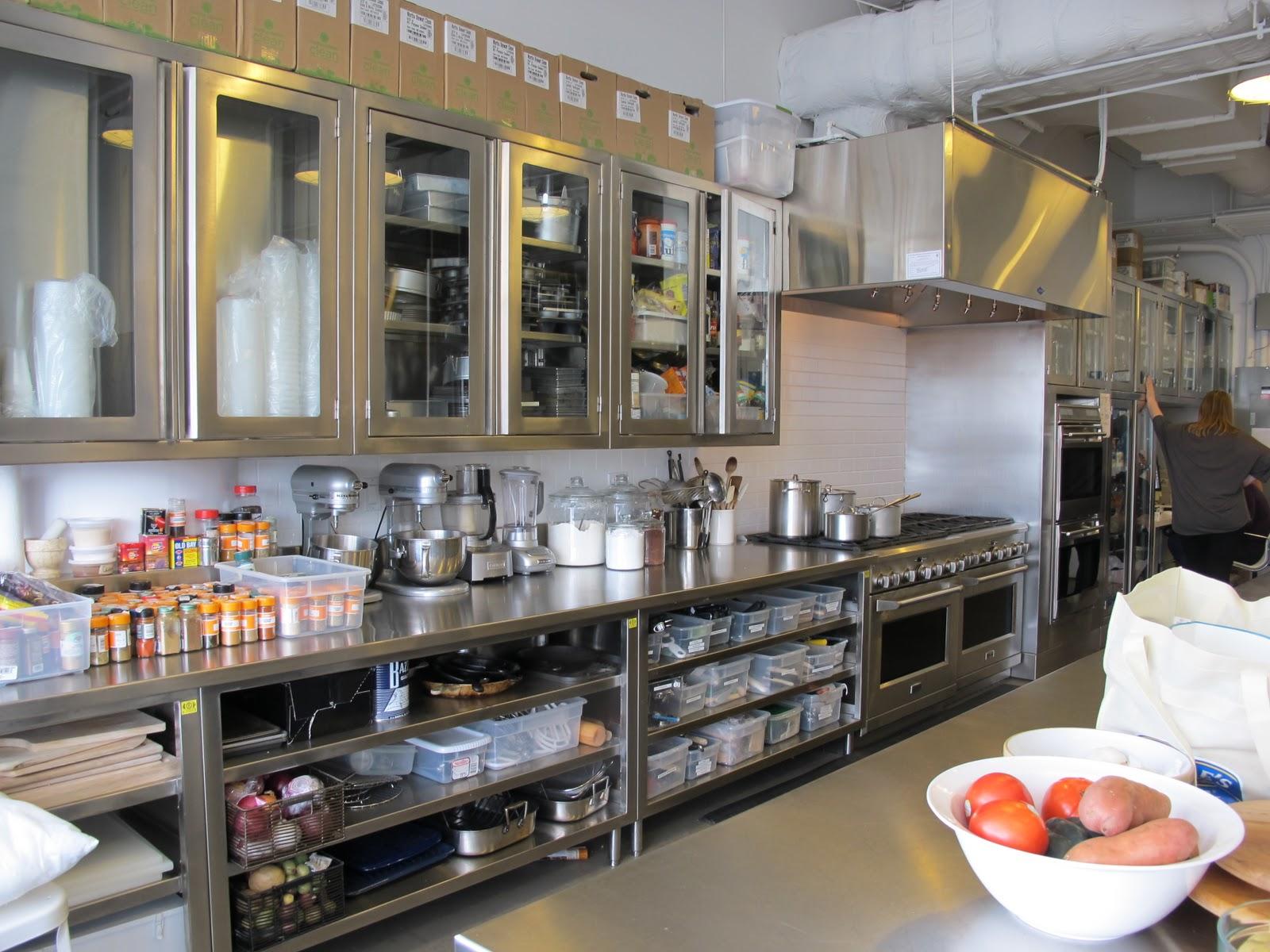 plan de cuisine professionnelle