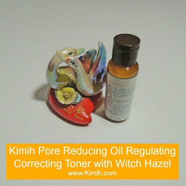 Pore Reducing Oil Regulating Correcting Toner with Witch Hazel 50 mL 00008