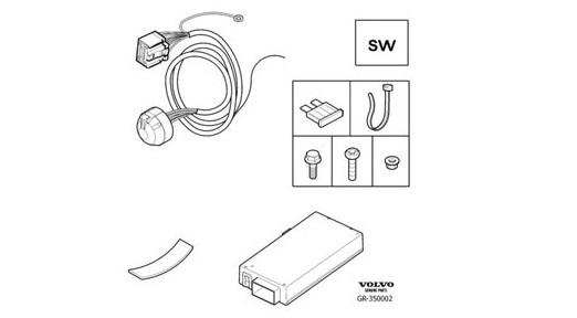 13 Pin Towbar Wiring & Trailer Module