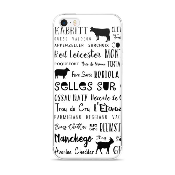 Cheesy iPhone 5/5s/Se, 6/6s, 6/6s Plus Case  000005