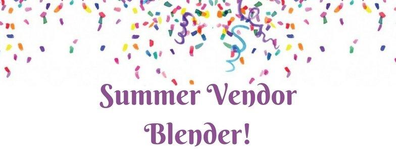 Summer/ Fall Vendor Blender 00005
