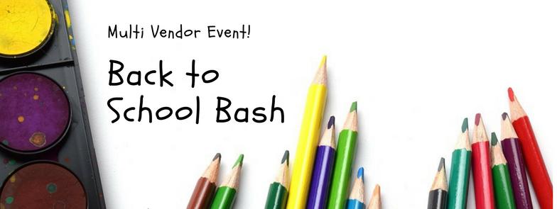 Multi Vendor Event  Back to School Bash 00006