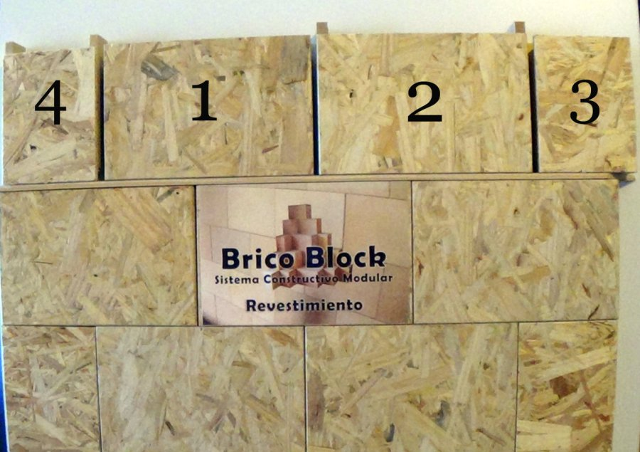 Brico Block Revestimiento REVOSB9