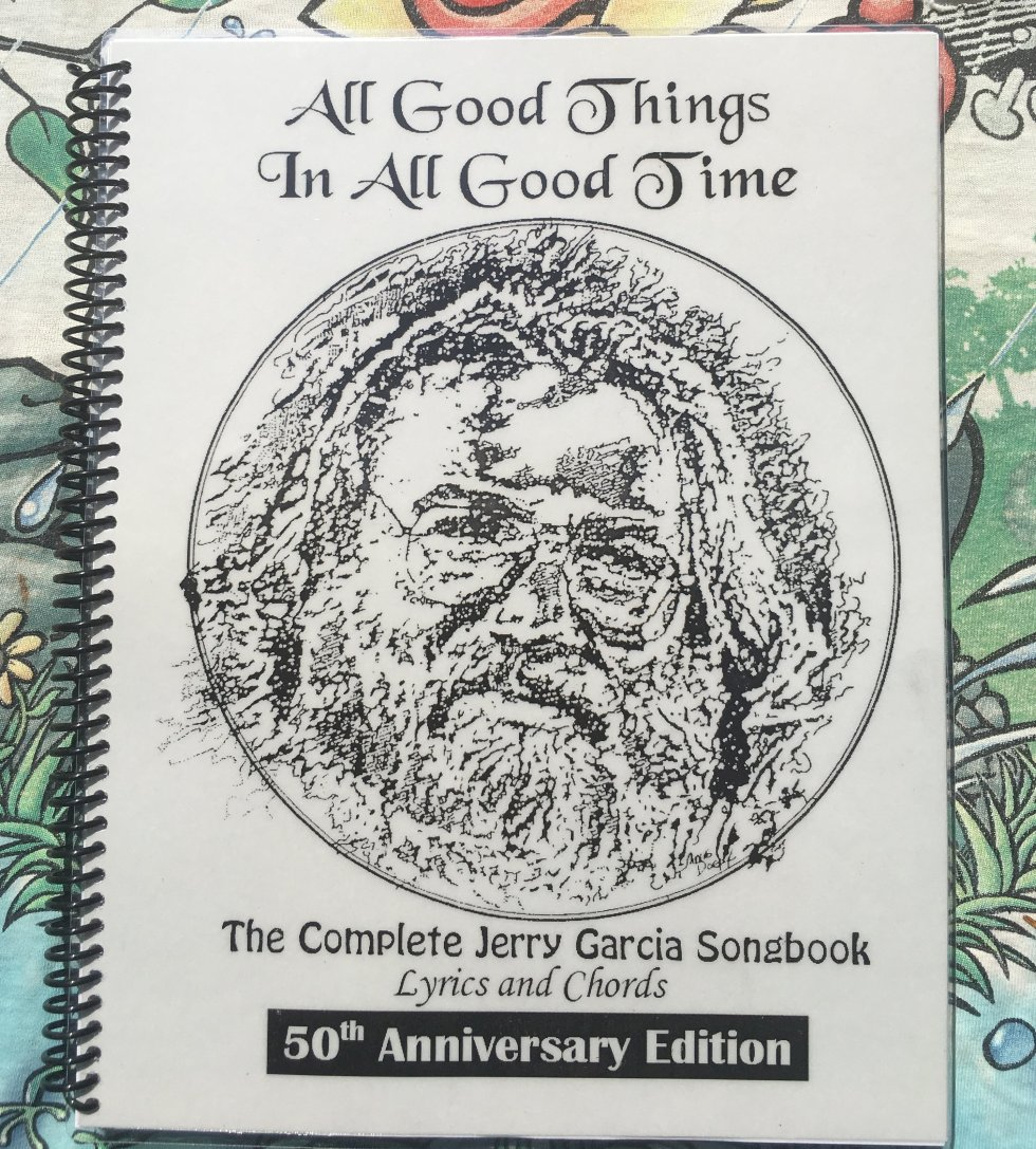 The Complete Jerry Garcia Songbook 00003