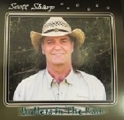 Bullets In The Rain by Scott Sharp (CD Physical Disc) 00012