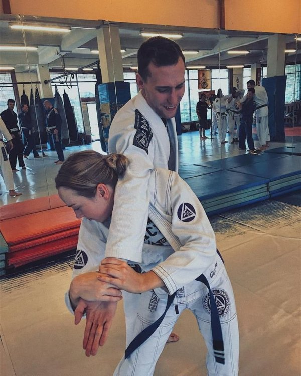 2 person - 1 hour Private with BJJ black belt- Patrick Dorahy 3