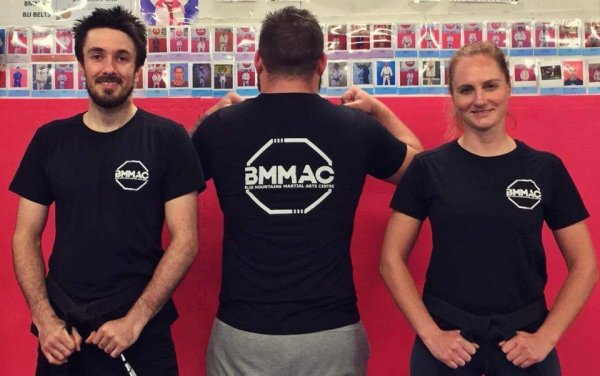 MMA Club Shirt