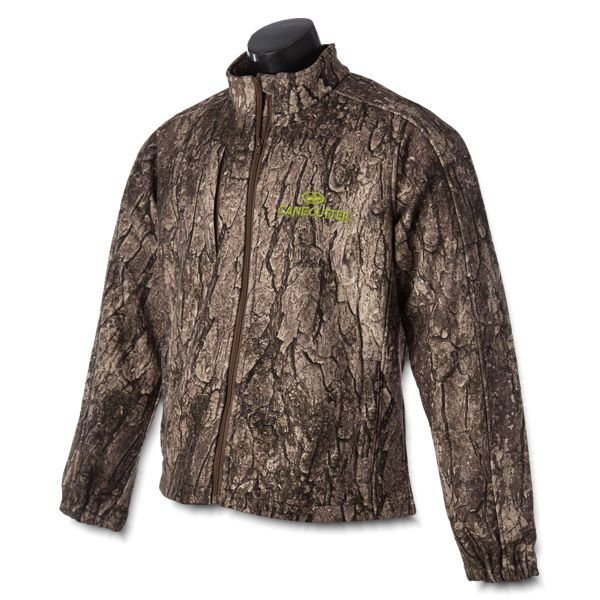 Downwind Jacket in Blindspot Camouflage - Front