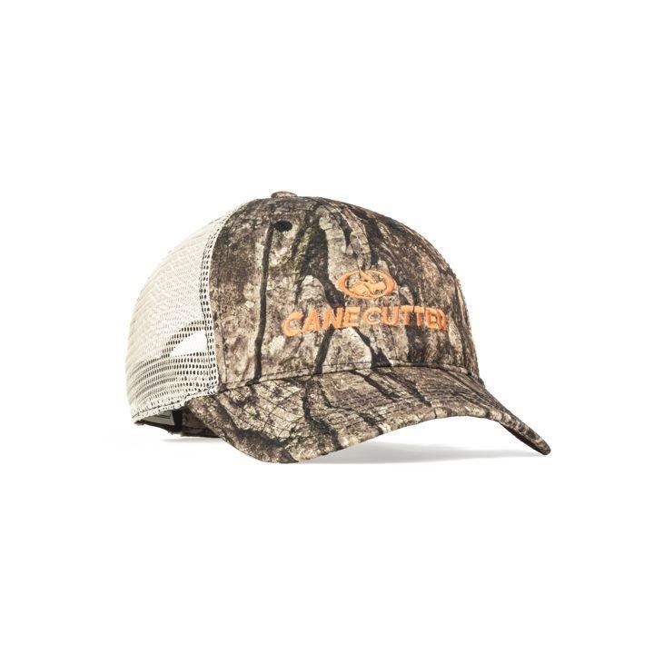 Ridgetop Meshback Camo Cap