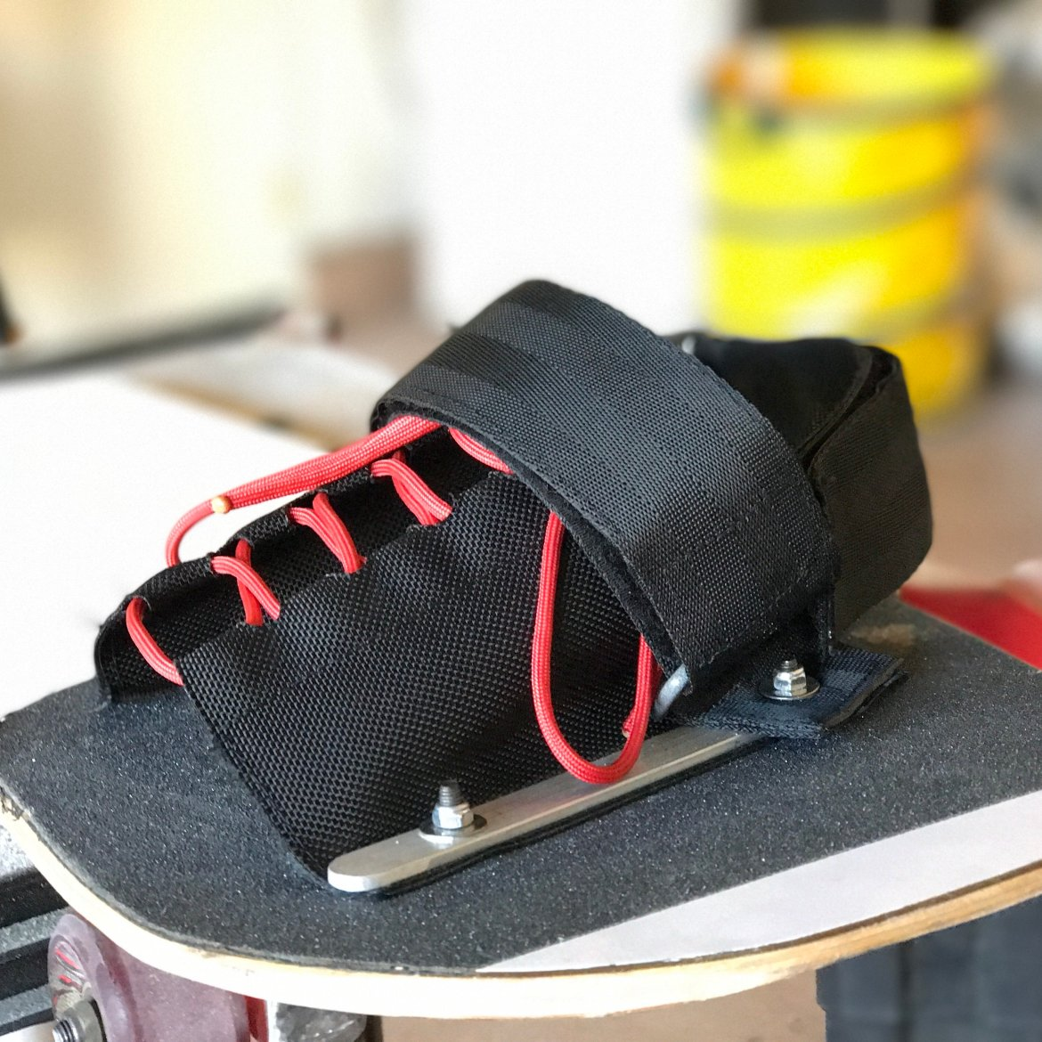 Stolen Basic Binding with Power Strap Added