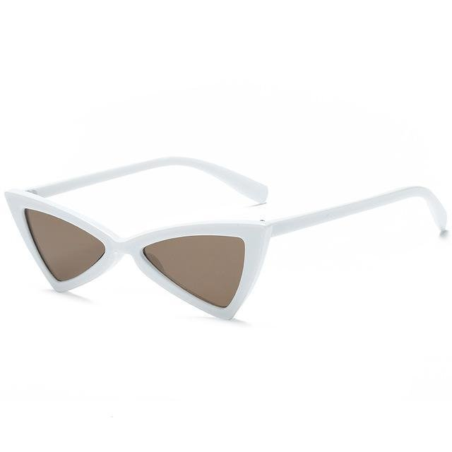 Triangle Sunglases_brown