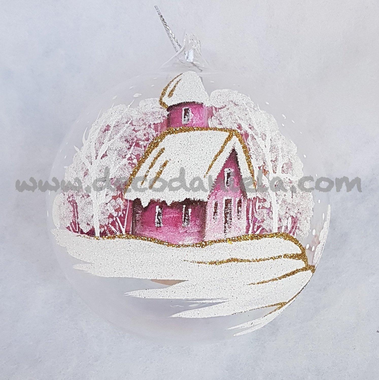 Mod 036  Paesaggio natalizio NEW