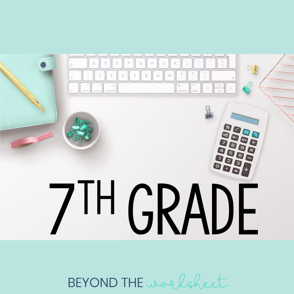 medium resolution of 7th Grade Math