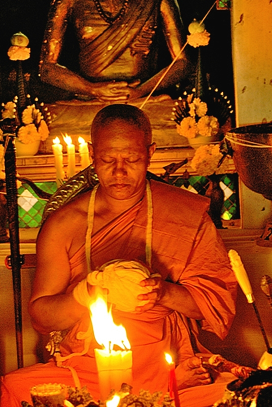 Pra Ajarn Prasut Wat Nai Tao
