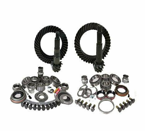 Yukon Gear Set w/ Master Install Kit 97-06 Jeep Wrangler