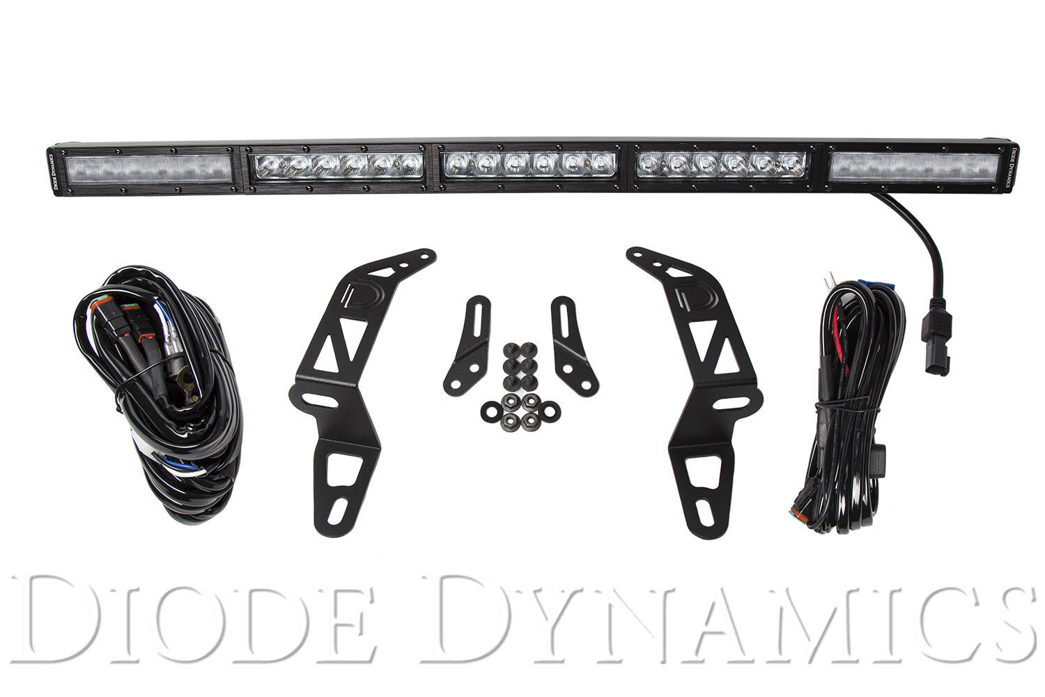 Jeep Ss30 Bumper Led Kit White Combo Single Diode