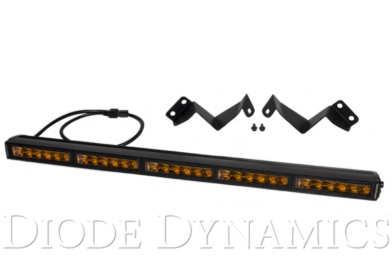 Tacoma 30 Inch LED Light Bar Kit 16-19 Tacoma Stealth