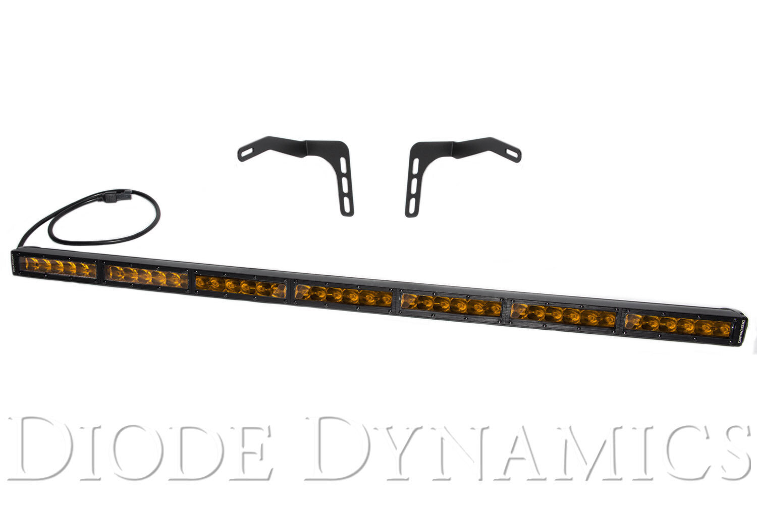Tundra 42 Inch LED Lightbar Kit Amber Driving Diode
