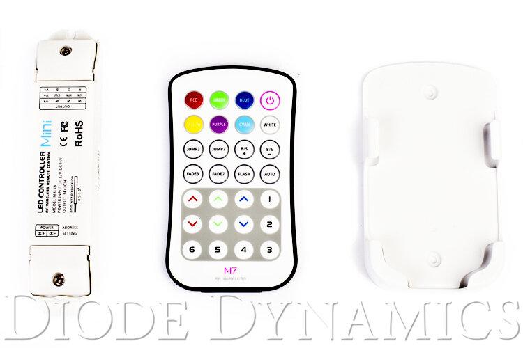 RGB Controller 28-key RF v2 Diode Dynamics