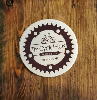 Cycle Haus Sticker