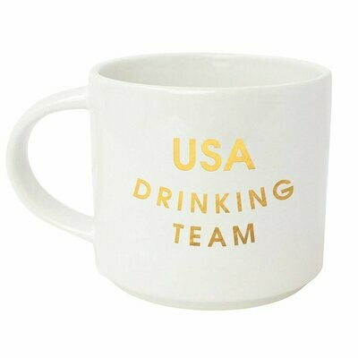USA Drinking Team Mug