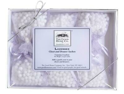 Lavender Closet & Drawer Sachets