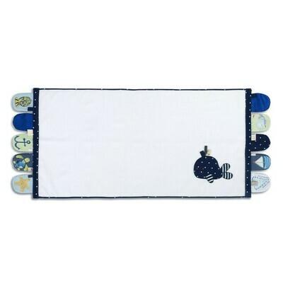 Activity Bath Towel - Whale