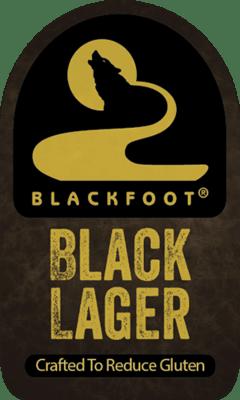 Black Lager Growler