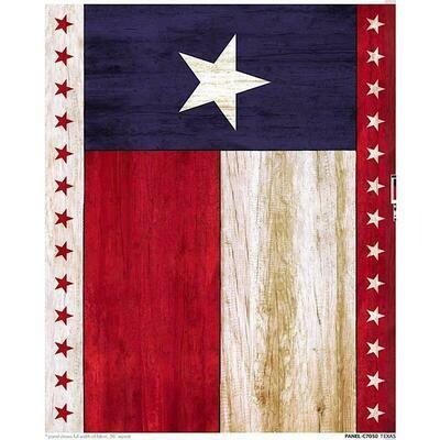 Texas Flag Panel (19)