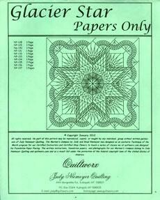 Glacier Star Replacement Papers