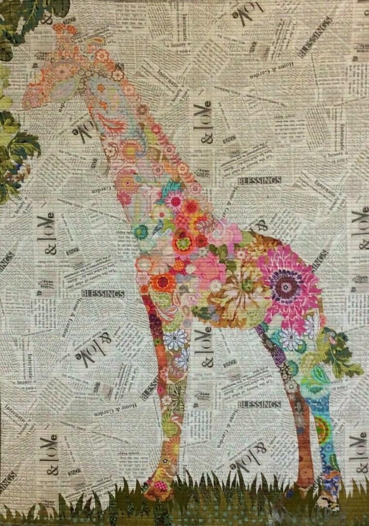 Potpourri Giraffe