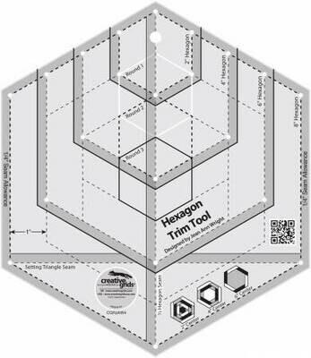 CGRJAW4 Hexagon Trim Tool