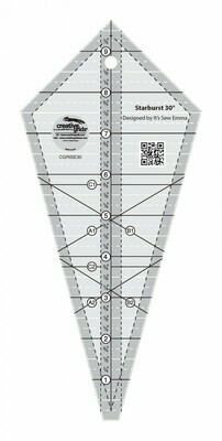 CGRISE30 Starburst Ruler