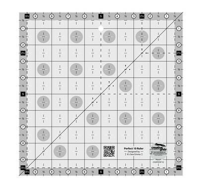 CGRPERF10 Perfect 10 Ruler