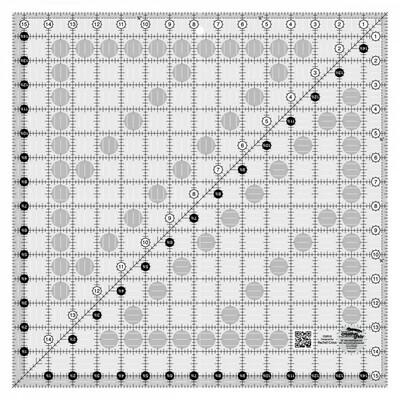 15 1/2 x 15 1/2 Creative Grids Ruler