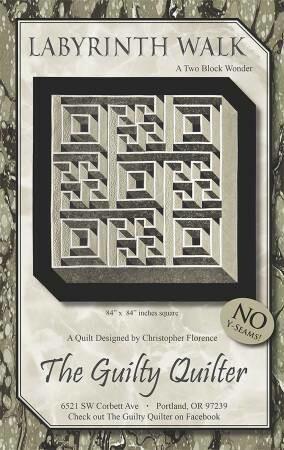Labyrinth Walk Pattern